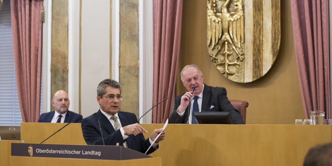 Klubobmann Mahr zu Gerstorfer: AMS-Berechnungen völlig unseriös