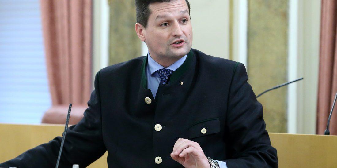 LAbg. Gruber: Landtag fordert von Bund Standortsicherheit aller ÖBH-Standorte OÖ