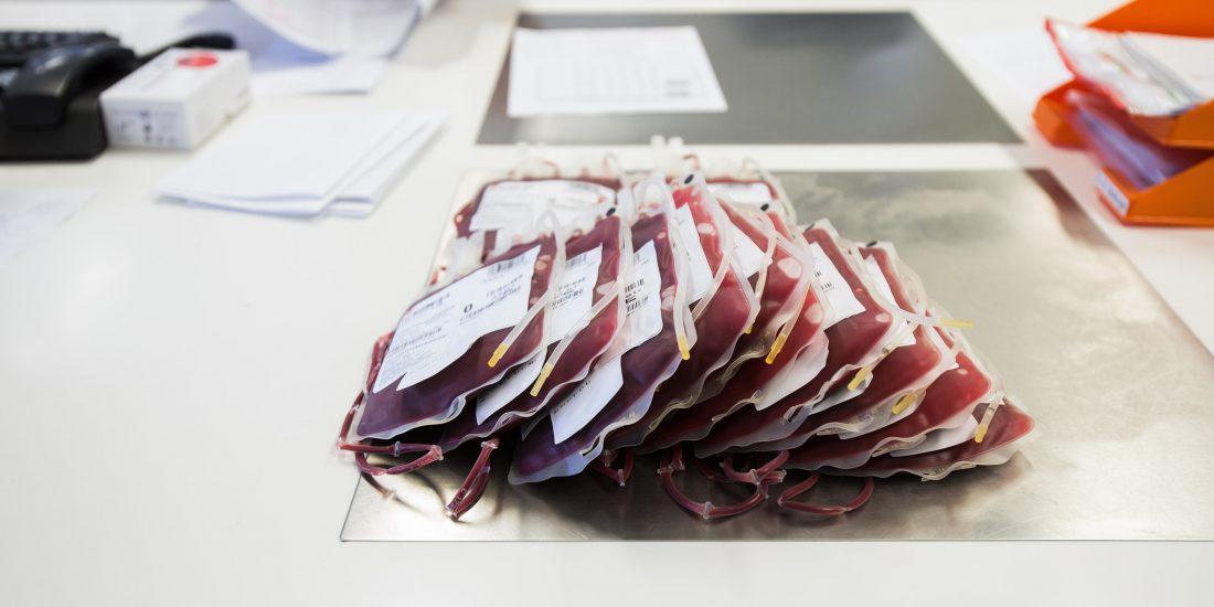 Klubobmann Mahr: 7,65 Liter Blut für den guten Zweck