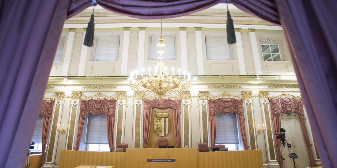 Klubobmann Mahr: Pflege-Schwerpunkt im Landtag wird fortgesetzt