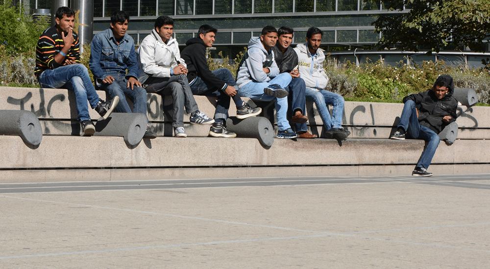 Wie man ohne Asylberechtigung dennoch in Österreich bleibt