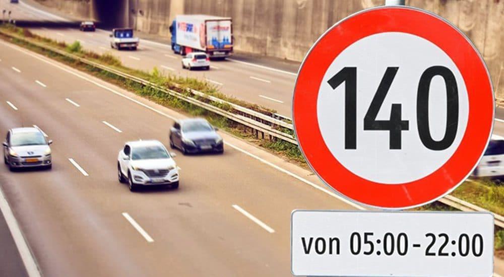 Unabhängige Studie zeigt – Tempo 140 führt zu weniger Unfällen