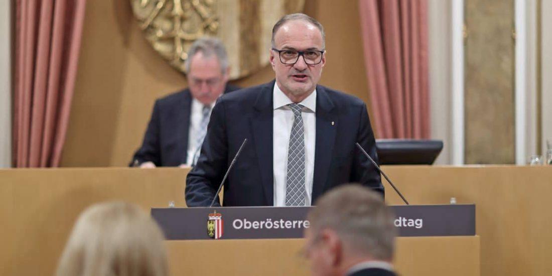 LAbg. Graf: Schwarzwildbejagung in Oberösterreich erleichtert