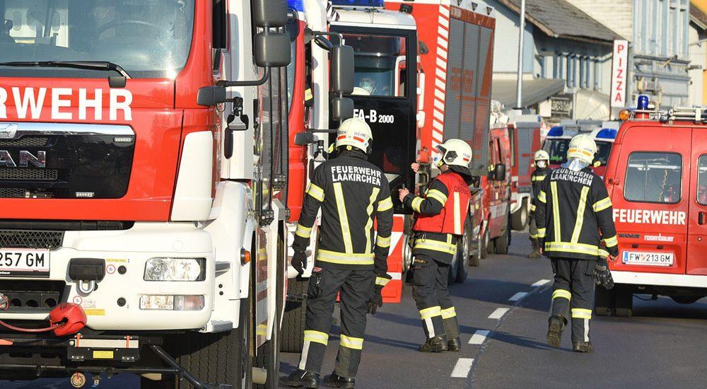 Neue Förderung stärkt freiwillige Feuerwehr