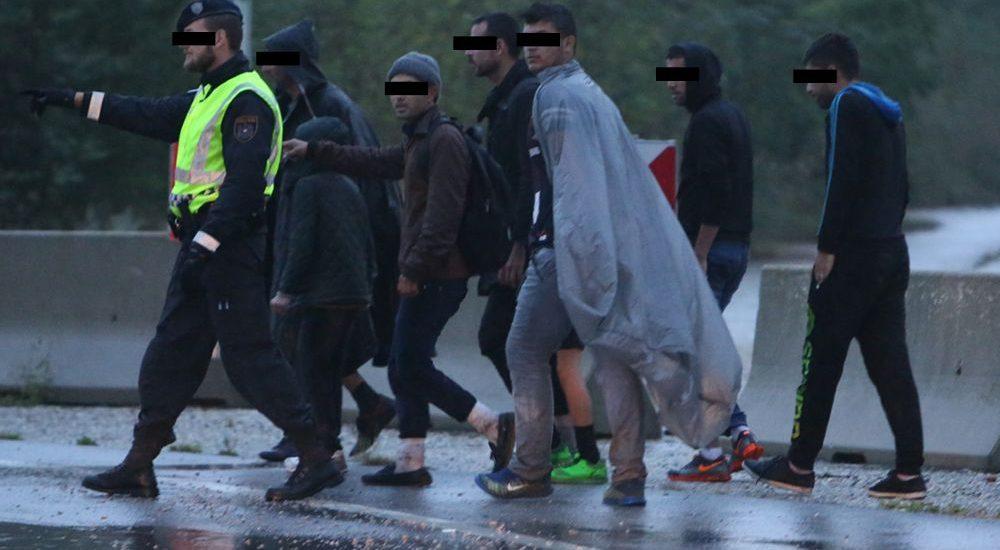 Konsequent gegen illegale Migration und Parallelgesellschaften!