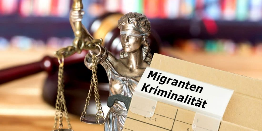 Kuschelkurs beenden, gewaltbereite Migranten nach Hause schicken