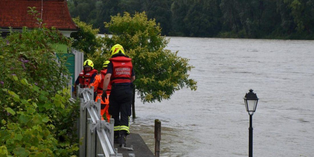 Hochwasserschutz in OÖ: Investitionen machten sich bezahlt