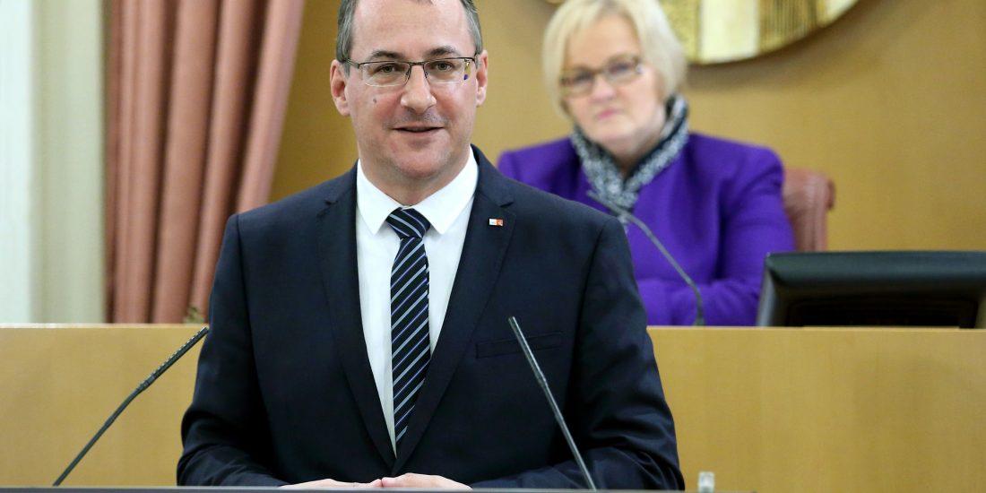 LAbg. Alexander Nerat: Haupt- und Ehrenamtliche sorgen für Sicherheit in Oberösterreich
