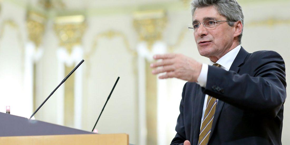 Klubobmann Mahr: LRH-Direktor erhält Rederecht im Landtag