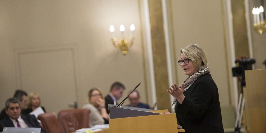 FPÖ-Sozialsprecherin Wall fordert: Angekündigte Reformen zu einem positiven Ende führen