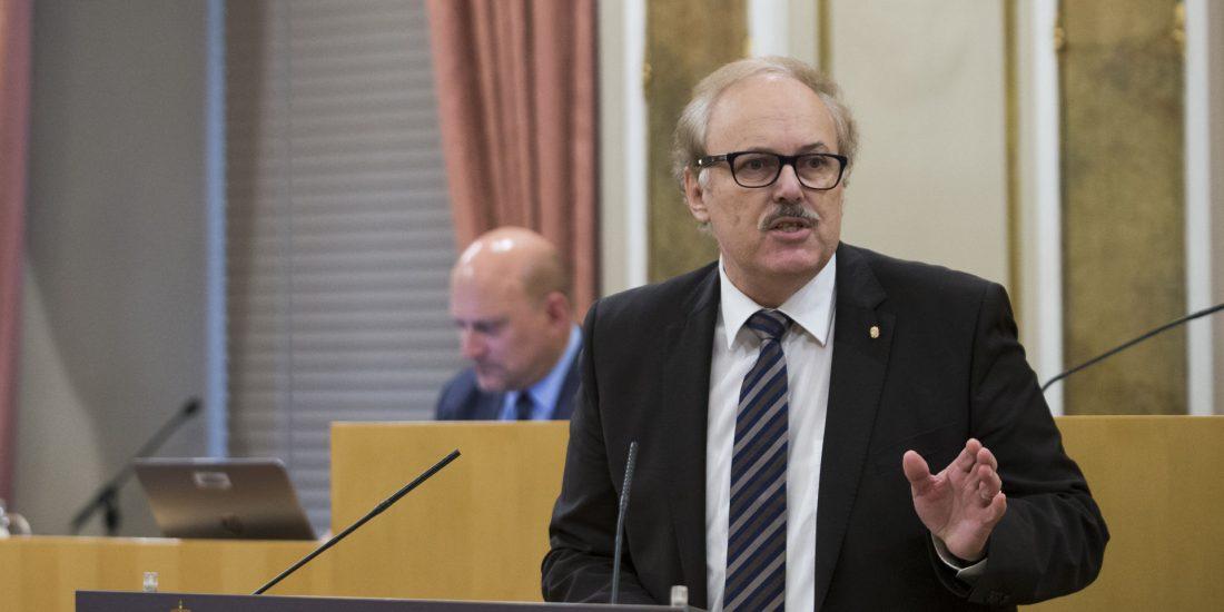 LAbg. Ratt: OÖ fordert Verfassungsänderung für einfachere Verwaltungszusammenarbeit
