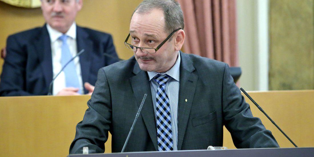 LAbg. Peter Bahn: Landtag stellt notwendige Weichen für zukunftsfitte Gemeinden